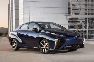 Der Mirai-Erfolg überrascht Toyota