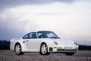Der Boris Becker unter den Porsches
