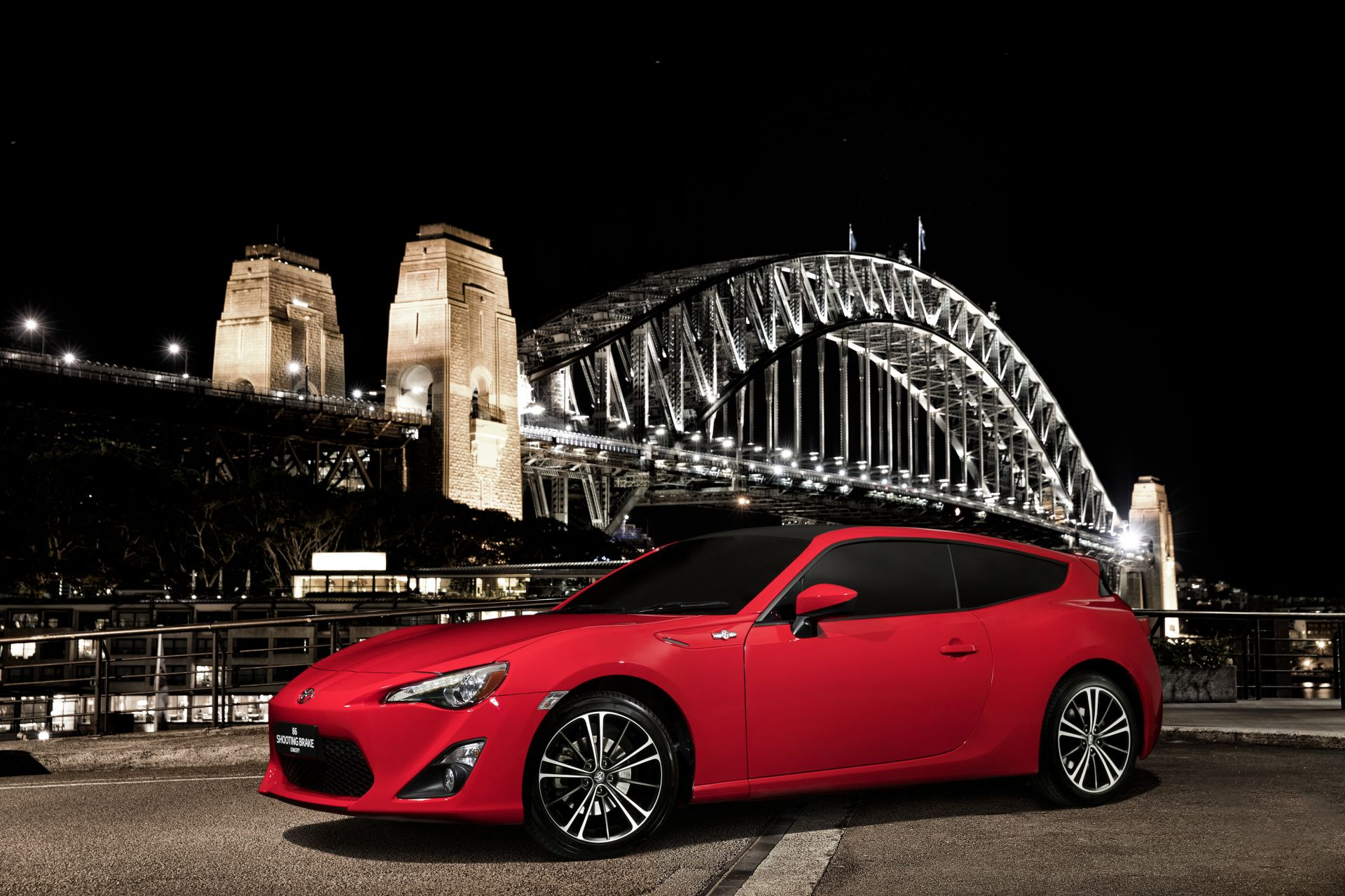 Toyota Gt86 Shooting Brake Concept Toyota Gt86 Zn6