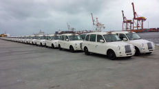 London Taxi will expandieren