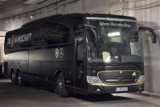 Volkswagen will Sponsor der Nationalmannschaft werden ...
