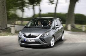 Opel Zafira Tourer (2011-2016): Der Großteil der nun vom Rückruf betroffenen Fahrzeuge wurde bereits umgerüstet