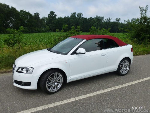 audi a3 cabrio 2 0 tfsi 147 kw 200ps s tronic navi. Black Bedroom Furniture Sets. Home Design Ideas