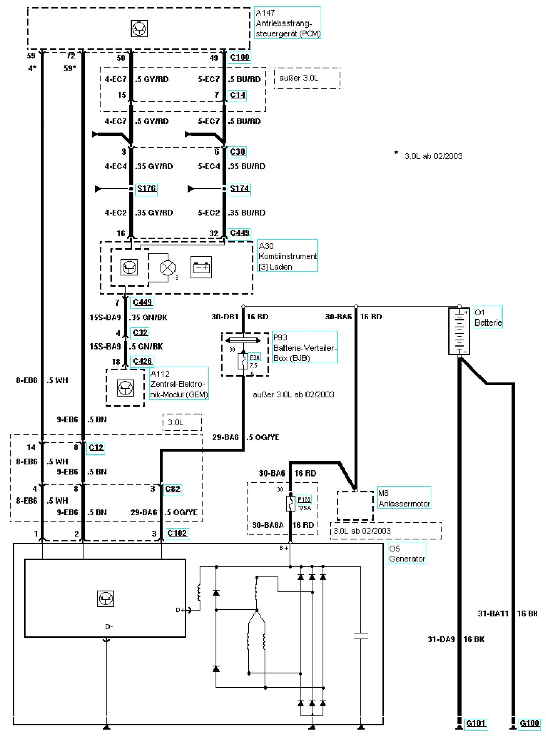 ford focus mk2 wiring diagram
