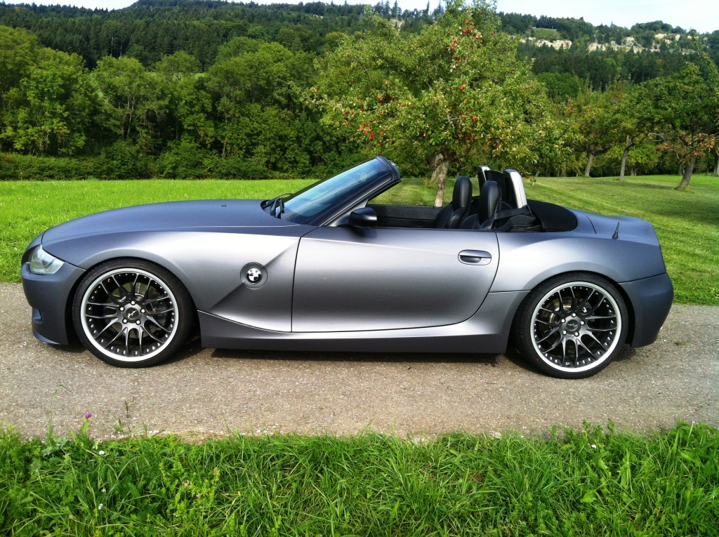 Bmw z4 e85 z4 872 for Interieur z4 e85