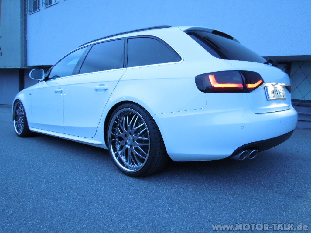 audi a4 b8 avant legal tuning hasevento. Black Bedroom Furniture Sets. Home Design Ideas