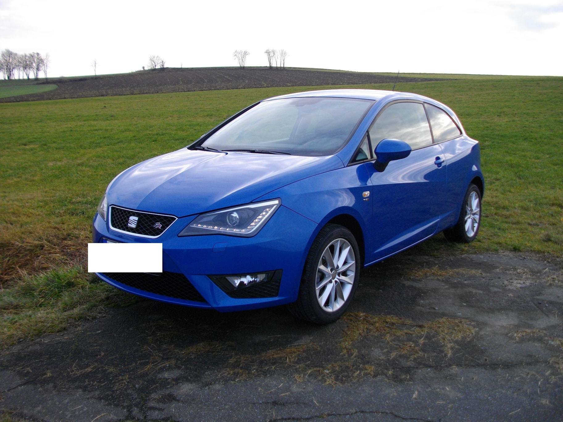 seat ibiza 1 2 tsi 105 ps sc fr xenon biete. Black Bedroom Furniture Sets. Home Design Ideas