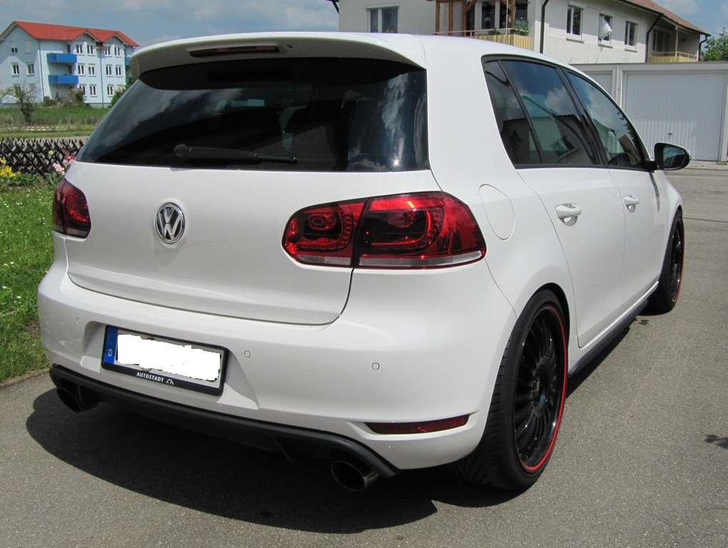 golf 6 gti bastuck anlage 4 bastuck sportauspuff anlage. Black Bedroom Furniture Sets. Home Design Ideas