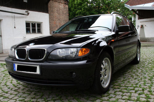bmw 320d touring e46 dpf euro 4 gr ne plakette. Black Bedroom Furniture Sets. Home Design Ideas