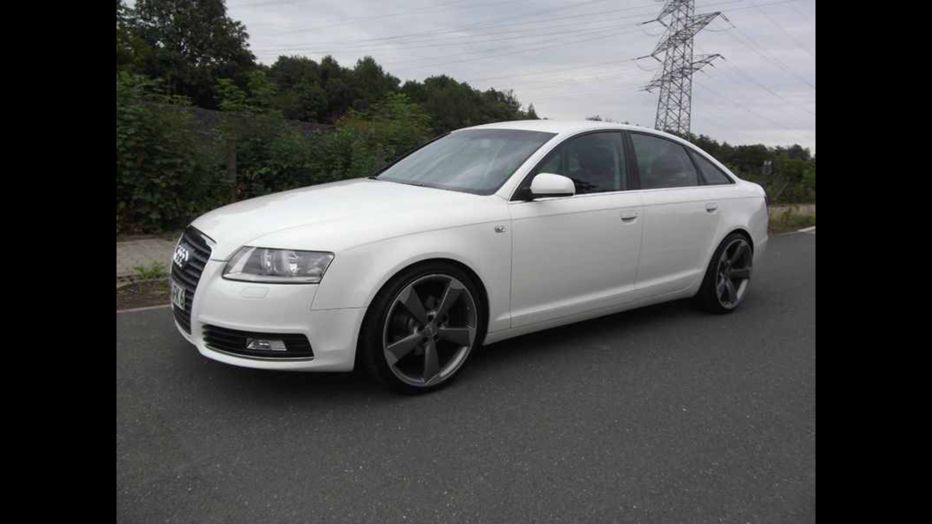 2004 audi a6 2 7 tdi c6 related infomation specifications weili automotive network. Black Bedroom Furniture Sets. Home Design Ideas
