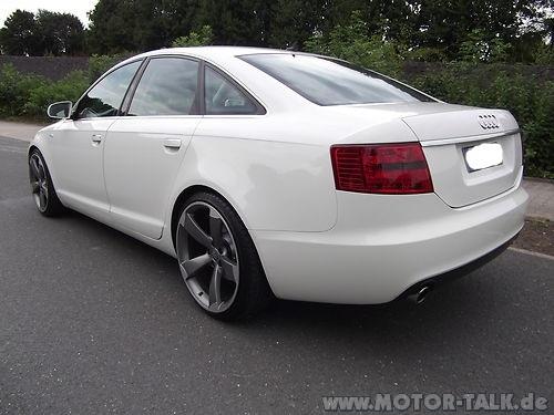 Audi a6 4f audi a6 wei for Audi a6 breite mit spiegel