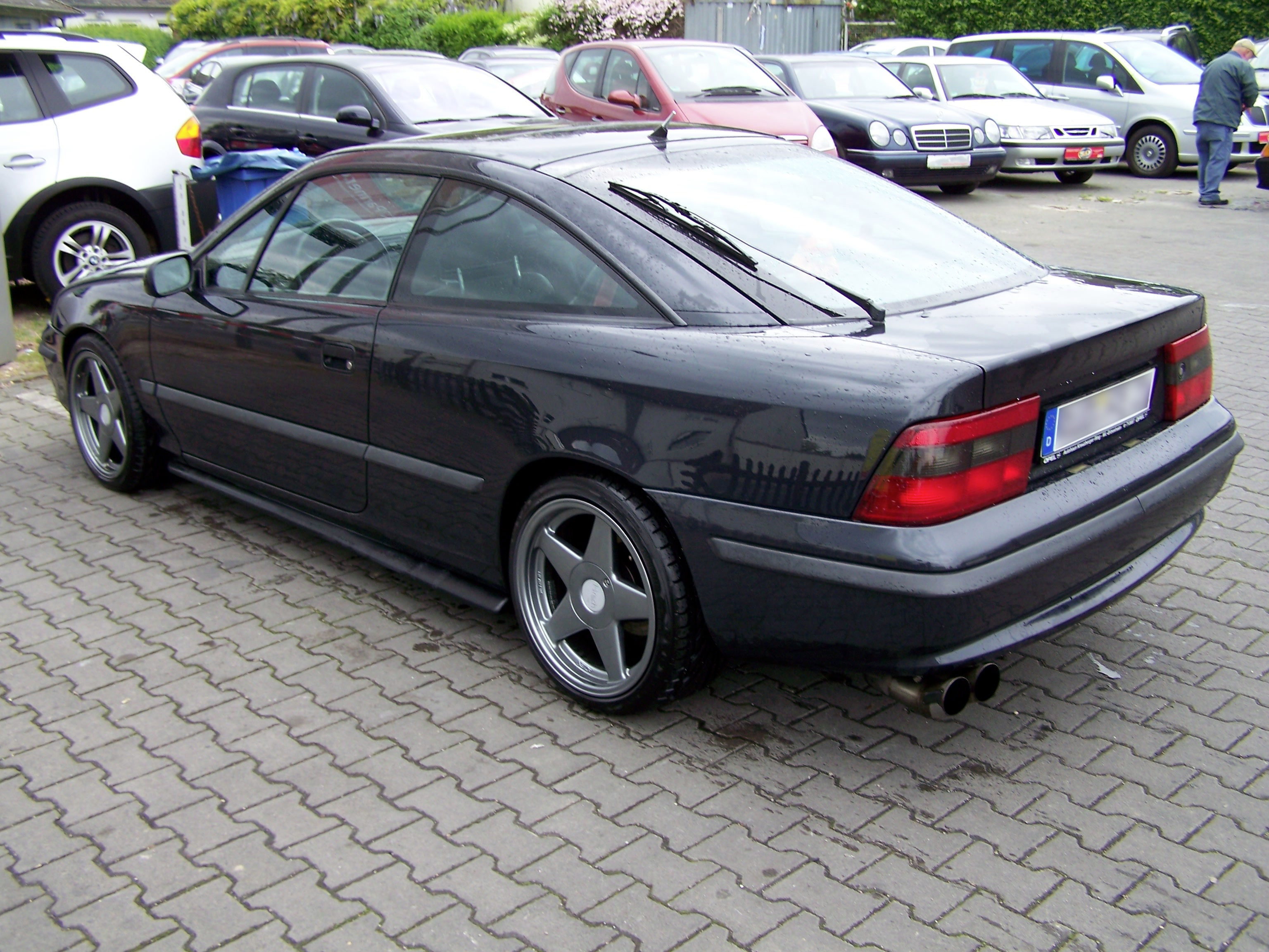 opel calibra 4 turbo - photo #43