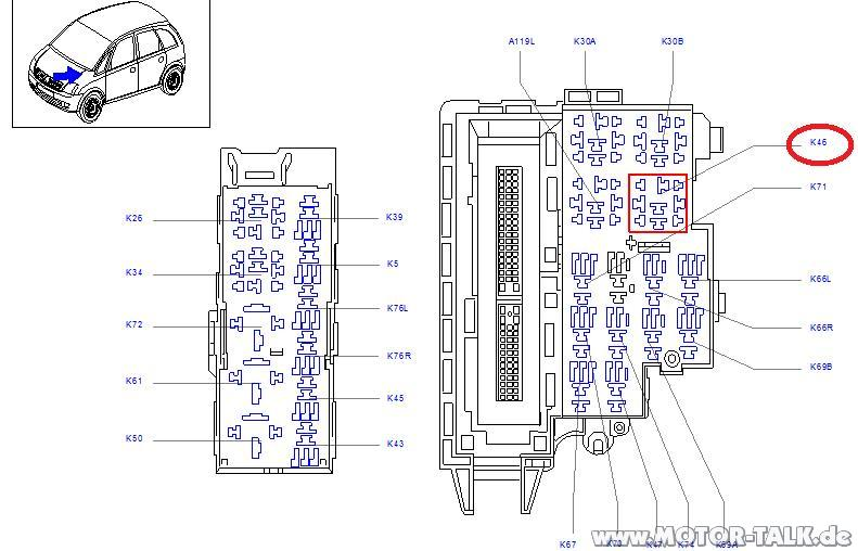 Vauxhall Vectra C Fuse Box Diagram - Wiring Schematics and ... on