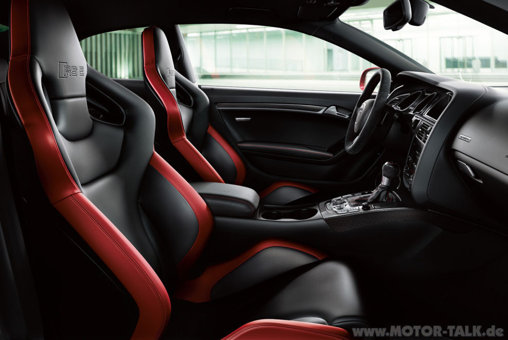 Audi-rs5-coupe-interieur : Der RS 5 Vorstellungs Thread : Audi A5 B8 ...