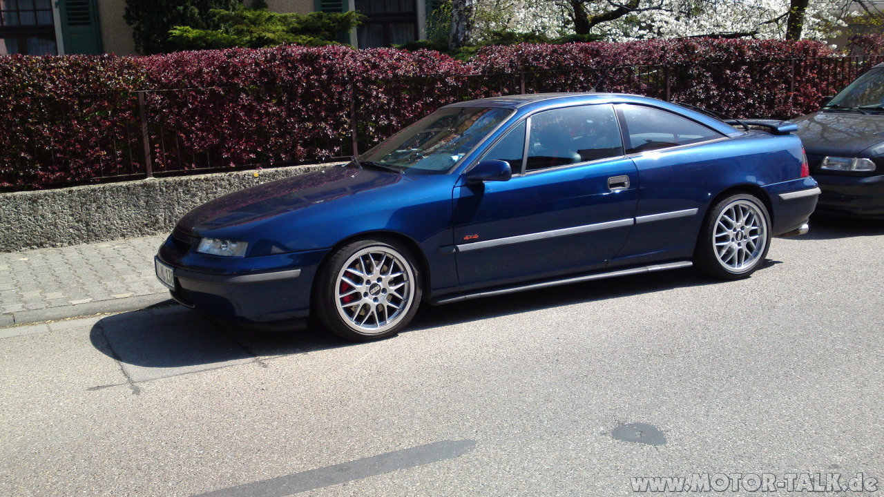 opel calibra 4 turbo - photo #39