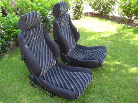 k nig k330 sportsitze f r golf 3 polo 6n u a biete. Black Bedroom Furniture Sets. Home Design Ideas