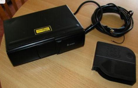 original audi cd wechsler inkl kabel biete. Black Bedroom Furniture Sets. Home Design Ideas