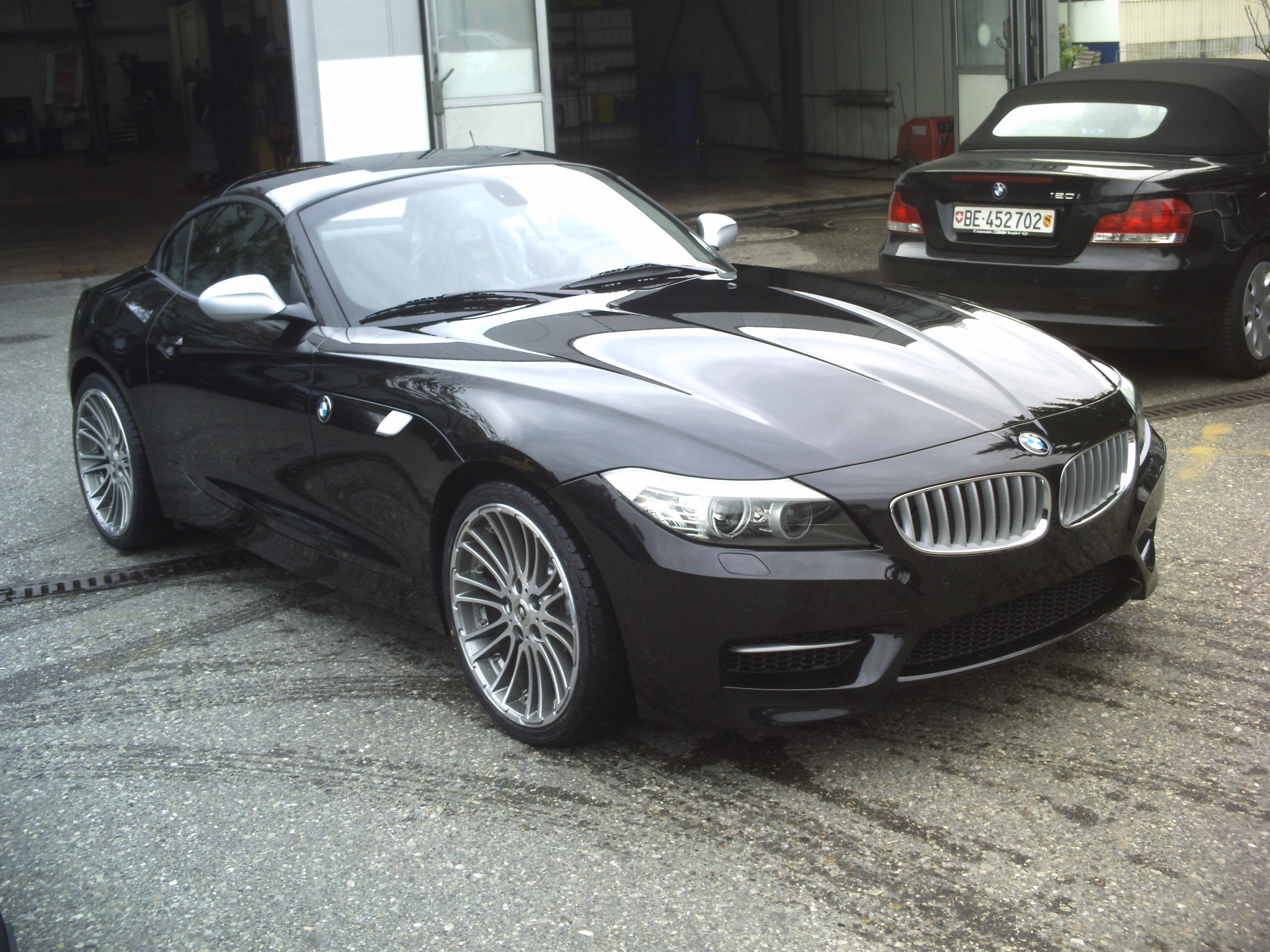 Bmw Z4 E89 Sdrive35is 115419