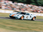 FORD: GT40- Der Ferrari Killer