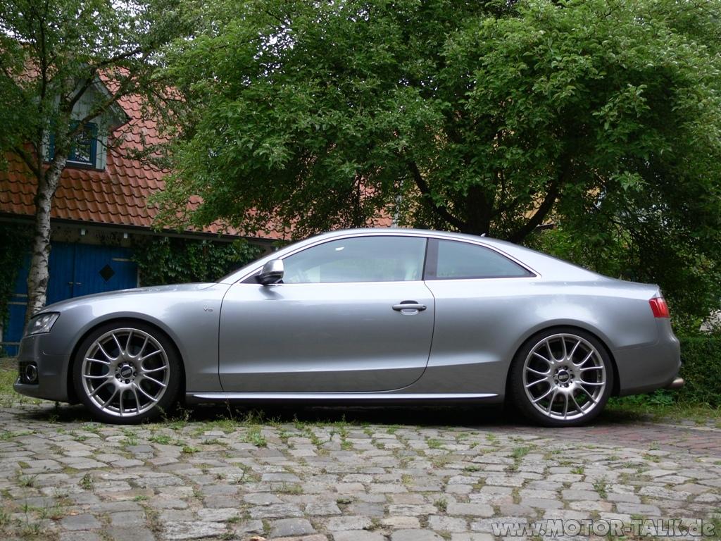 S5 Mit Bbs Ck003 Felgen Reifenkombination Audi A7
