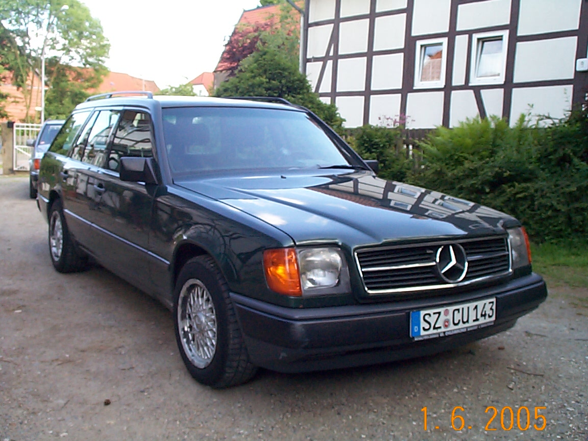 auto1 mercedes e klasse w124 300 td von brunnenmann1 fahrzeuge 206564848. Black Bedroom Furniture Sets. Home Design Ideas