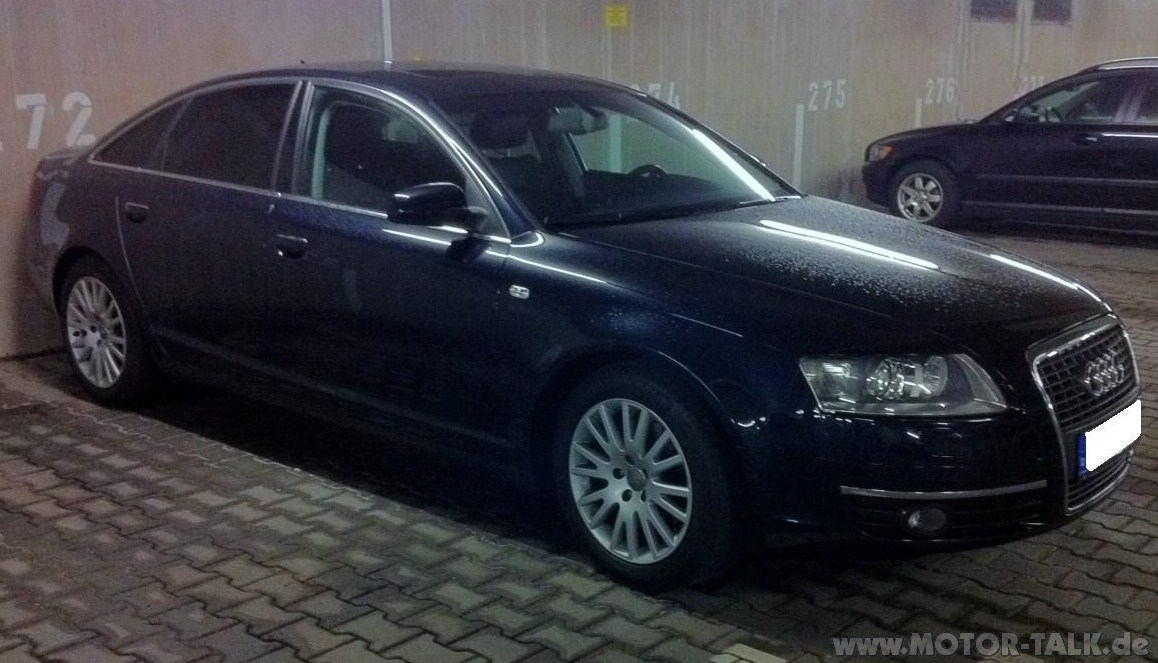 2004 audi a6 avant 2.7 tdi c6 related infomation,specifications