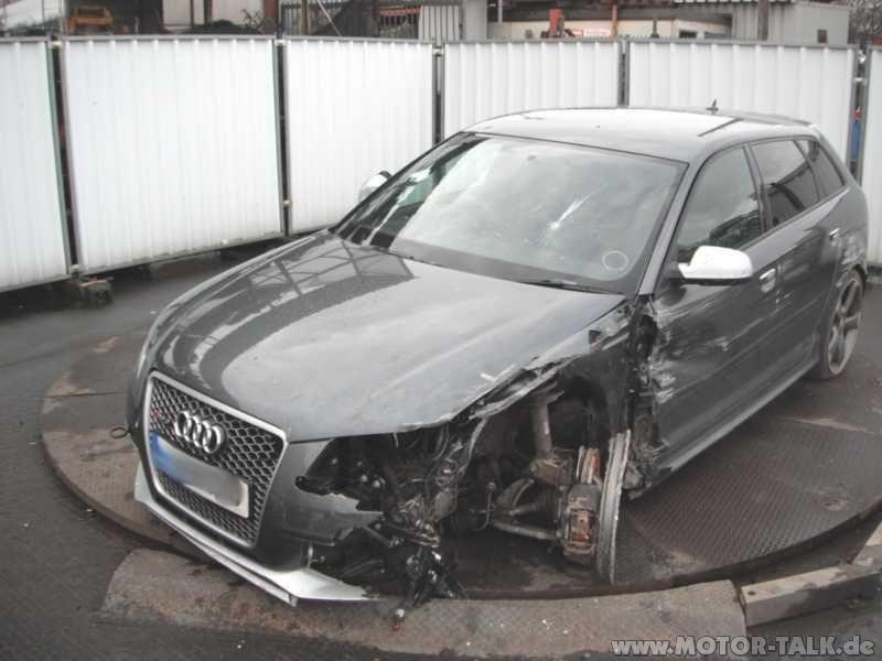 Crash Me Audi Rs3 Audi A3 8p Amp 8pa 204335077