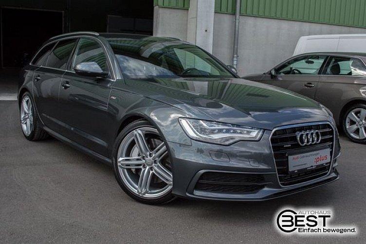 Audi A6 Avant Daytonagrau Perleffekt Zu Verkaufen Erste