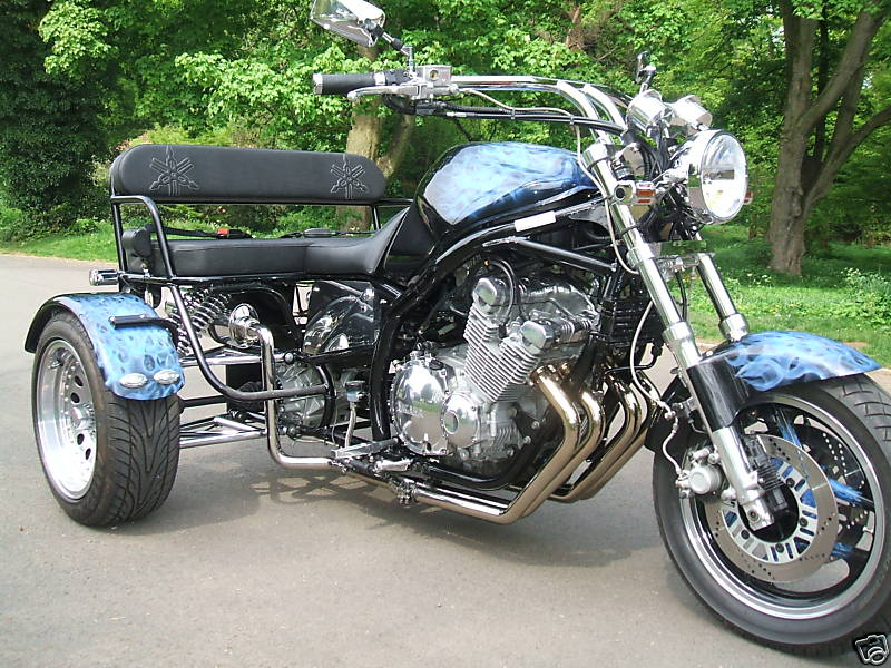For Sale  Yamaha Vmax With Reverse