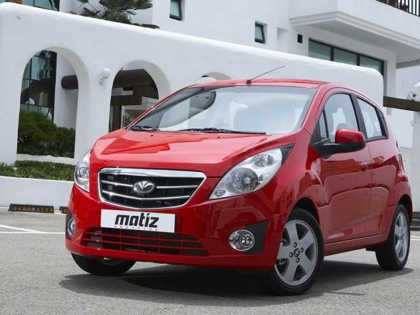 Matiz Car Price In Korea