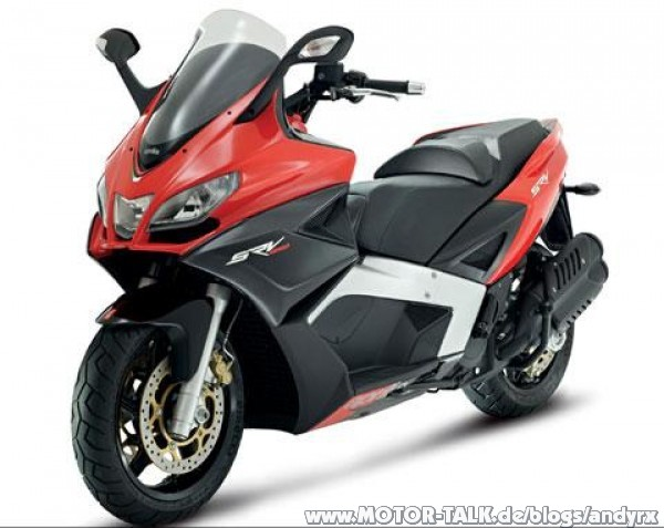 speed roller extrem der aprilia srv 850 andyrx. Black Bedroom Furniture Sets. Home Design Ideas