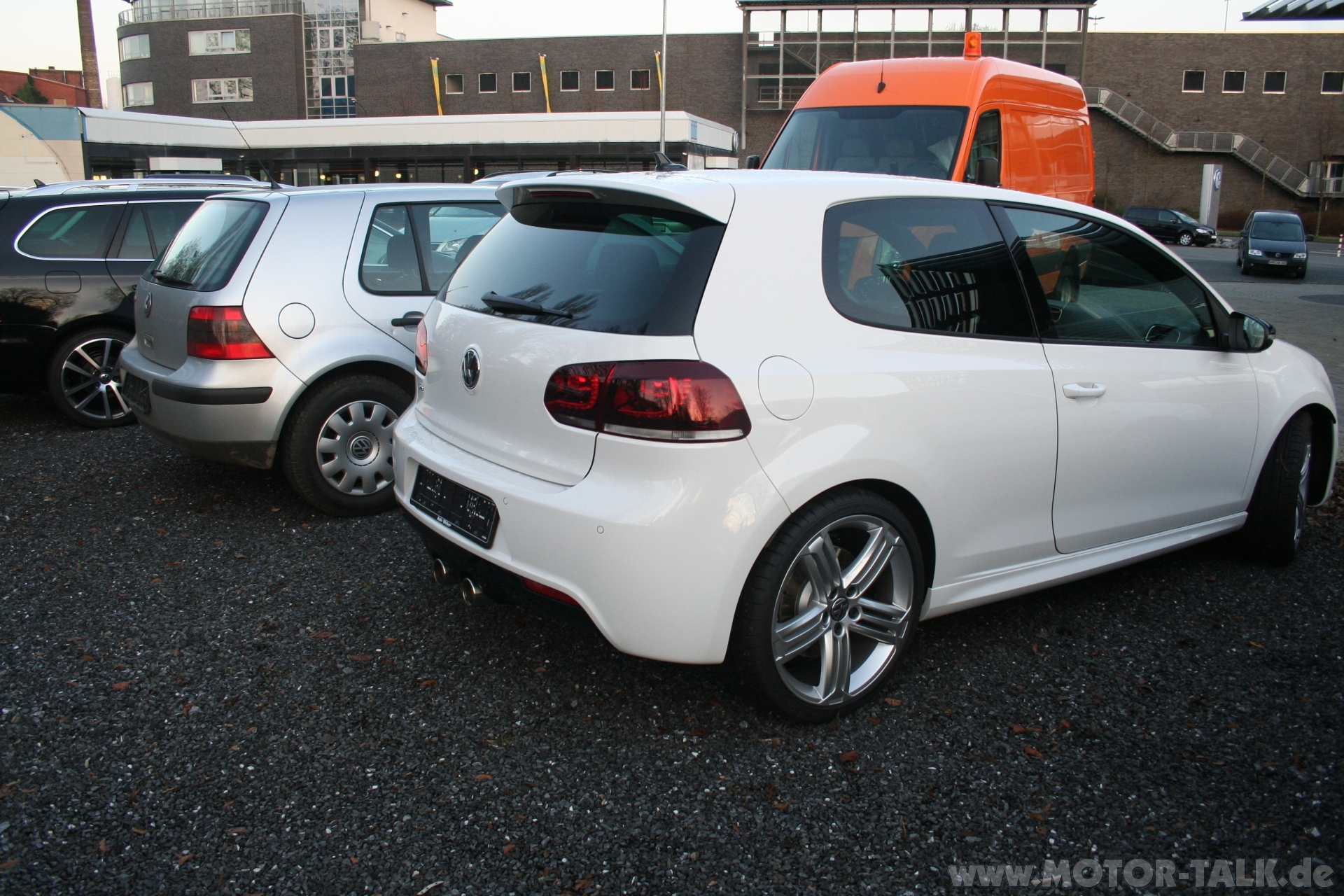 Stichworte: Golf VI R in Candy