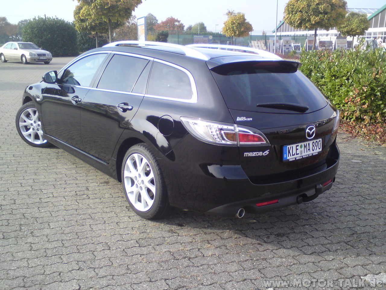 mazda 6 gh r ckleuchten auto bild idee. Black Bedroom Furniture Sets. Home Design Ideas