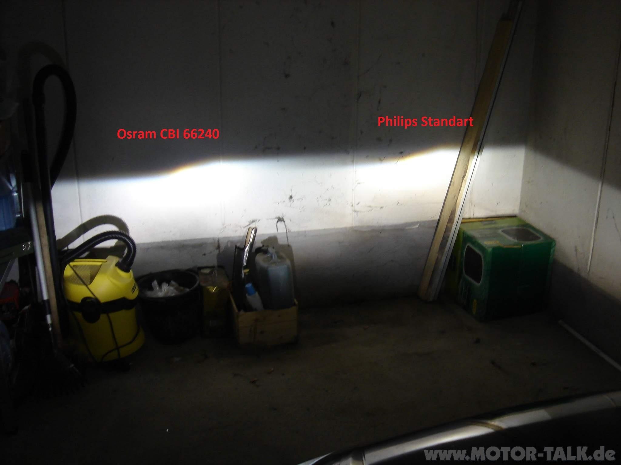 Osram Cbi 1 2 Bi Xenon Scheinwerfergeh 228 Use Welcher