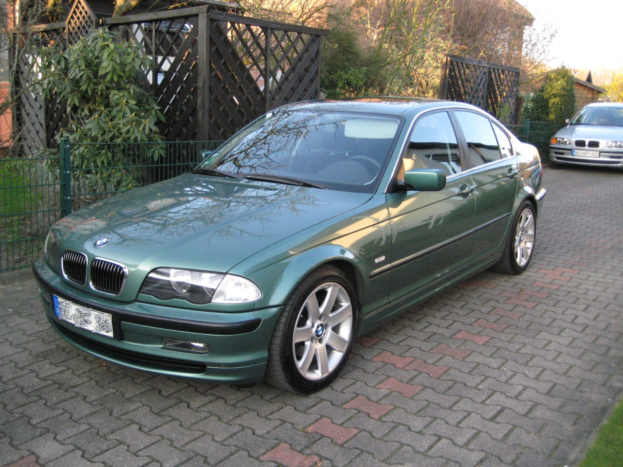 bmw 320i e46 touring test wroc awski informator. Black Bedroom Furniture Sets. Home Design Ideas