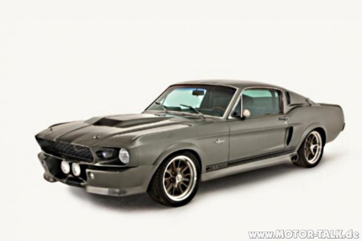 ford mustang eleanor wird verkauft toby1389. Black Bedroom Furniture Sets. Home Design Ideas
