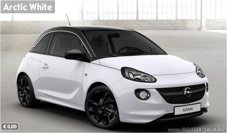 Black-n-white : Konfigurator - jeder ADAM ist ein Unikat : Opel Adam ...: www.motor-talk.de/bilder/konfigurator-jeder-adam-ist-ein-unikat...