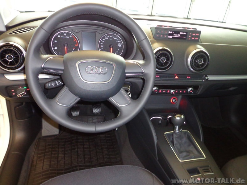 Image Innenraum Ohne Mmi Touch Amp Navigation Audi A3