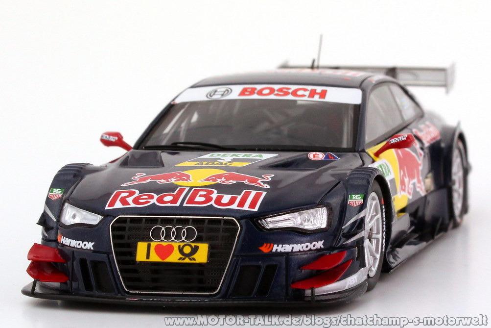 Audi A5 Dtm Und Audi A3 Sportback Neu Als Modelle In 1 43