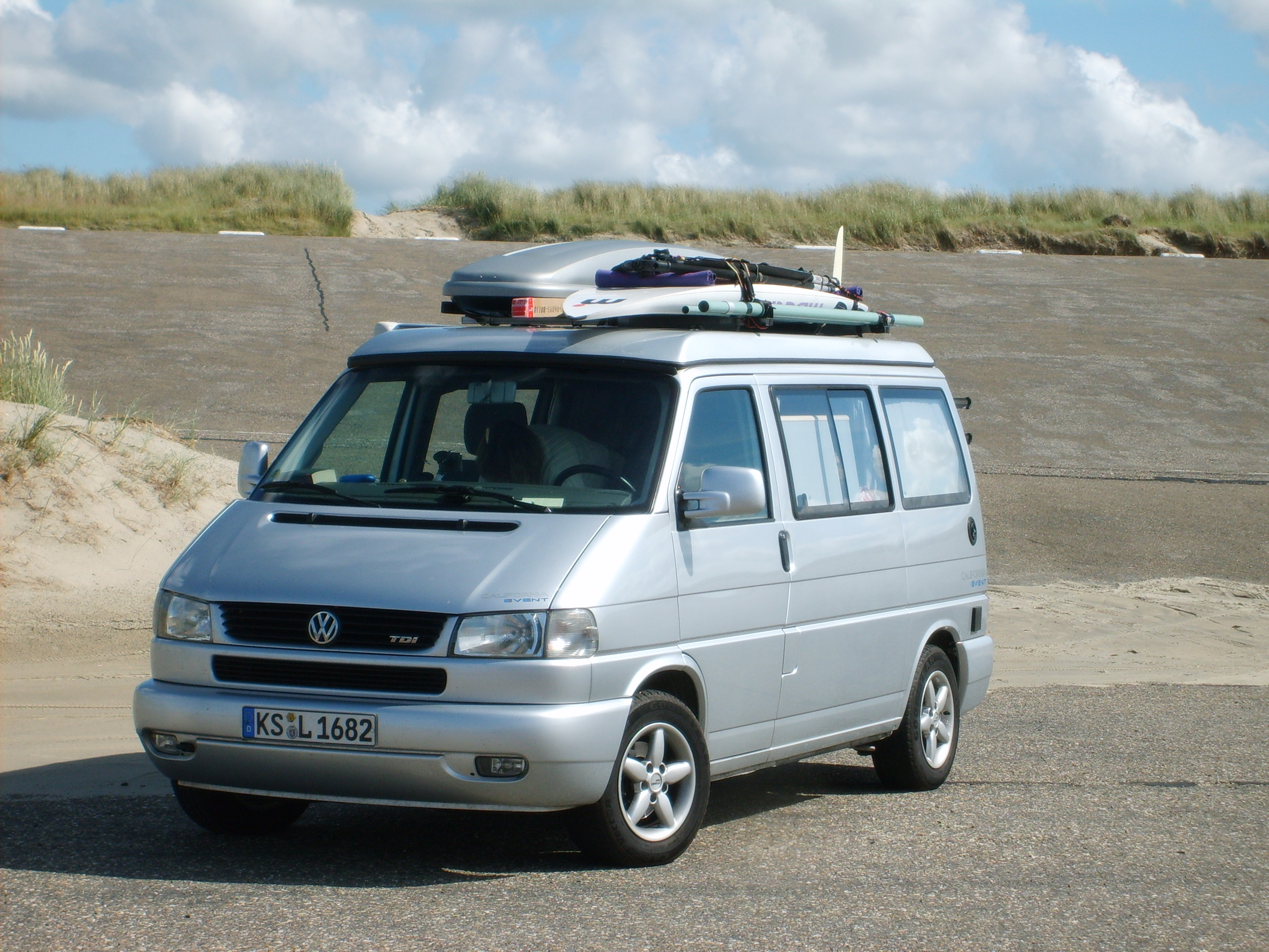 Vw T4 2 5 Tdi California Syncro 327767