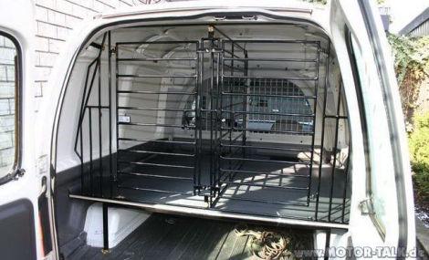 hundeschutzgitter f r caddy kastenwagen bj 2002 abzugeben. Black Bedroom Furniture Sets. Home Design Ideas