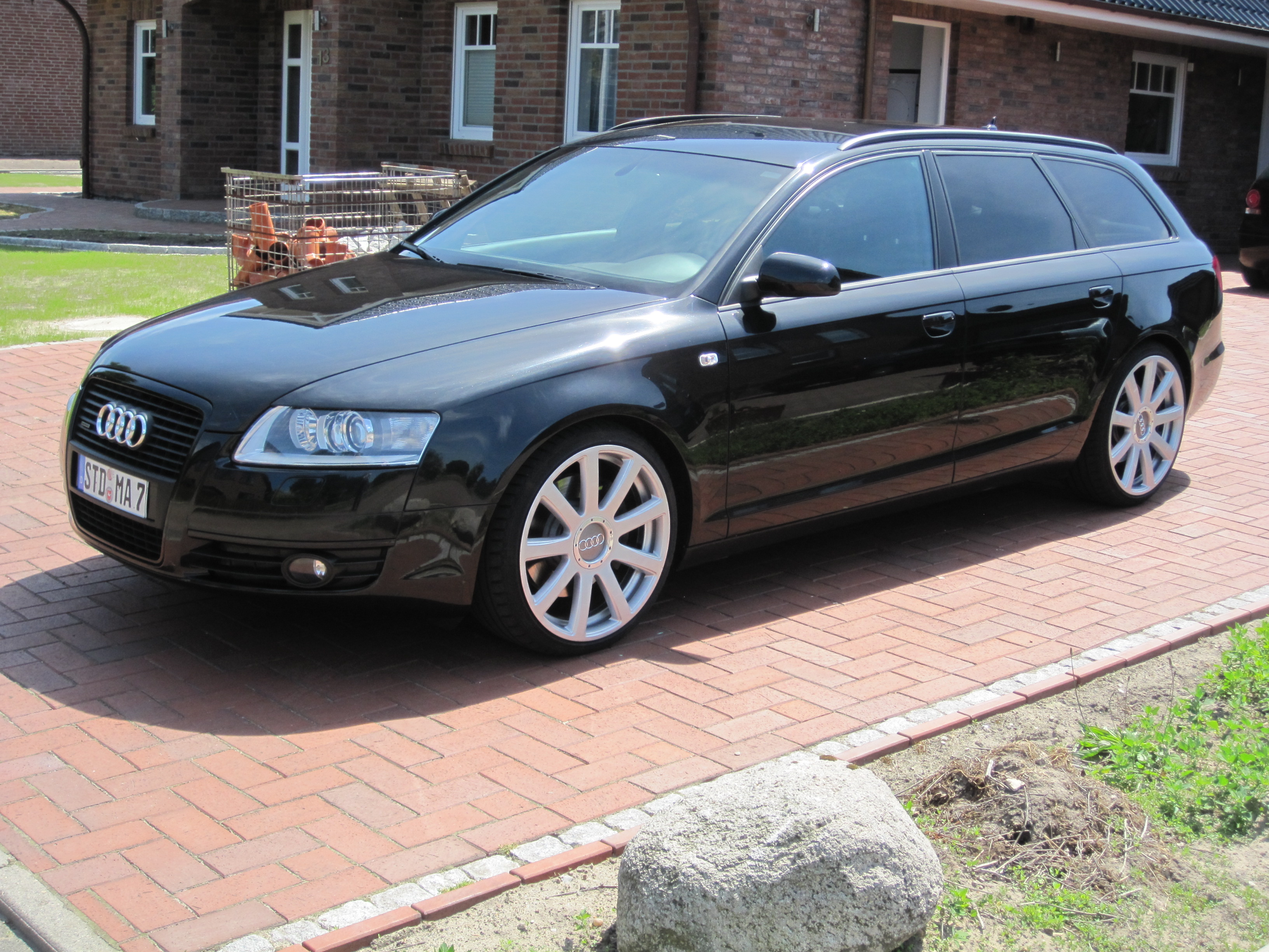 2004 audi a6 avant 3 0 tdi quattro c6 related infomation specifications weili automotive network. Black Bedroom Furniture Sets. Home Design Ideas
