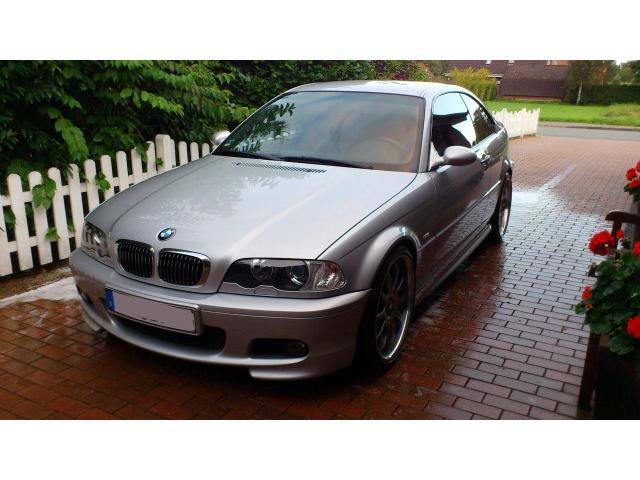 bmw 3er e46 coupe m paket 2 sportpaket 19 zoll leder xenon. Black Bedroom Furniture Sets. Home Design Ideas