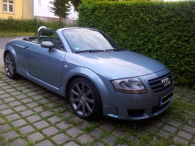 audi tt roadster 1 8 t titanpaket s line mit hardtop biete. Black Bedroom Furniture Sets. Home Design Ideas