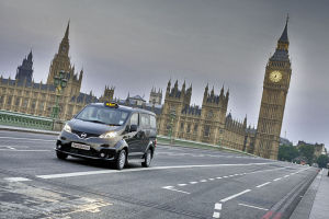Nissan NV200 für London