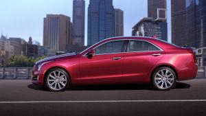 Amerikaner für Europa - Cadillac ATS
