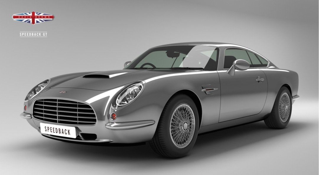 "Elegant Car Sales Used Cars Search: DB5-Kopie: David Brown Automotive ""Speedback GT"""