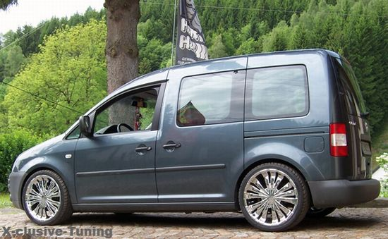 550x550 vault rock 8x19 auf vw caddy 154 caddy mit 18. Black Bedroom Furniture Sets. Home Design Ideas