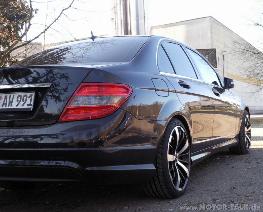 Reifenwechsel Mercedes A Klasse