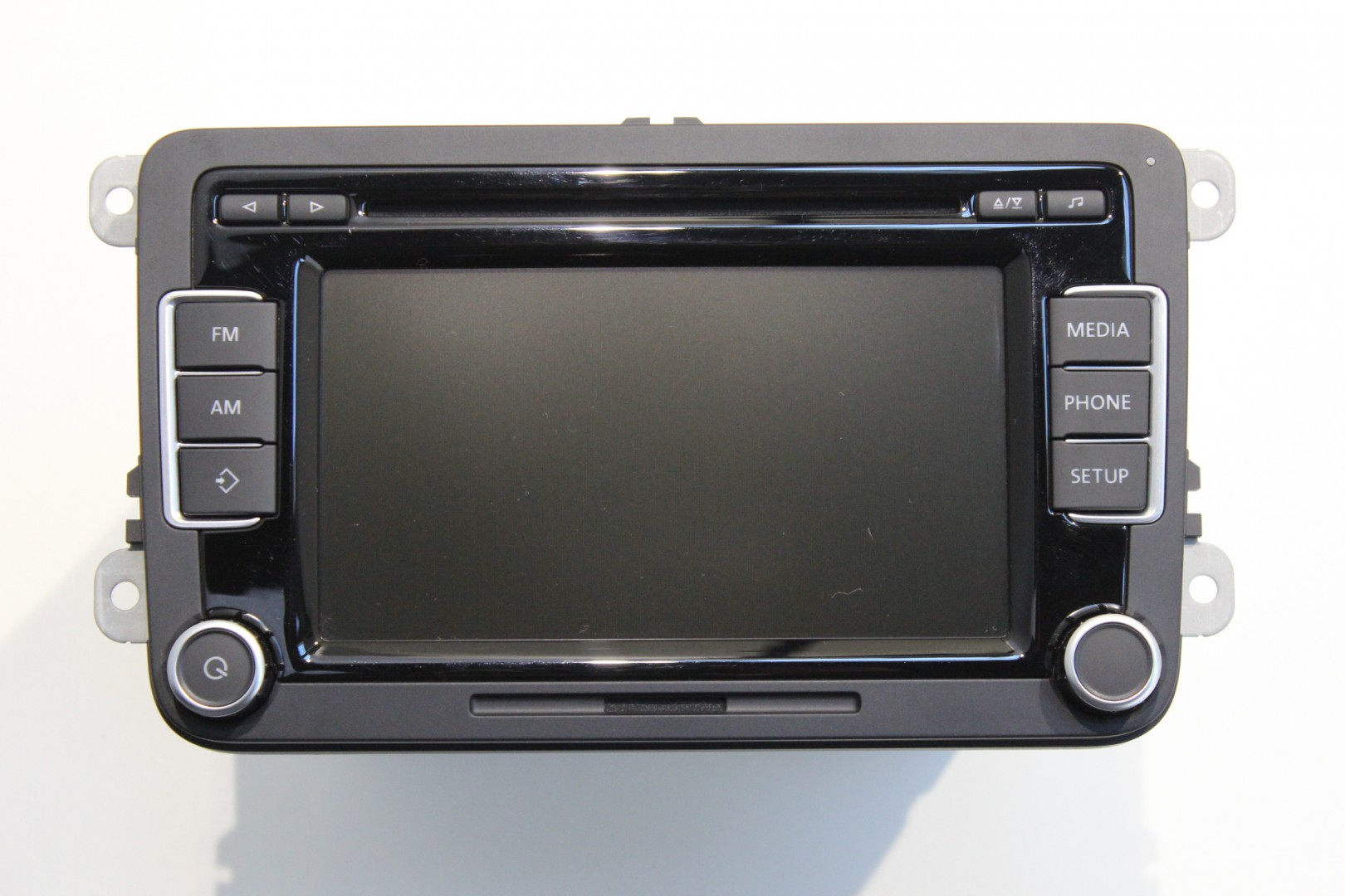 vw autoradio rcd 510 mit dab interface tauglich f r. Black Bedroom Furniture Sets. Home Design Ideas